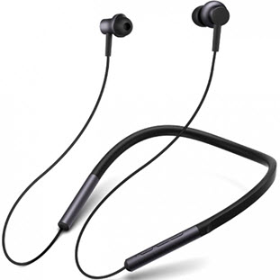 Bluetooth-гарнитура Xiaomi Mi Collar Bluetooth Headset (black)