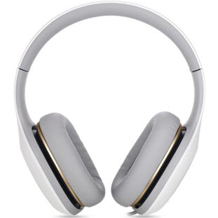 Фото товара Xiaomi Mi Headphones Light Edition (белый)