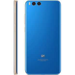 Фото товара Xiaomi Mi Note 3 (4/64Gb, blue)