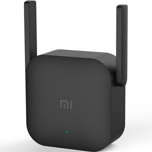 Wi-Fi усилитель сигнала Xiaomi Mi Wi-Fi Amplifier PRO (black)