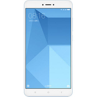 Мобильный телефон Xiaomi Redmi Note 4X (64Gb+4Gb, light blue)