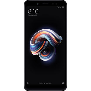 Мобильный телефон Xiaomi Redmi Note 5 (4/64Gb, Global, black)