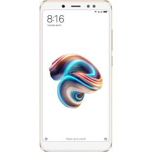 Фото товара Xiaomi Redmi Note 5 (3/32Gb, Global, gold)