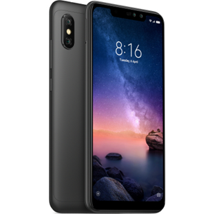 Мобильный телефон Xiaomi Redmi Note 6 Pro (3/32Gb, Global, black)