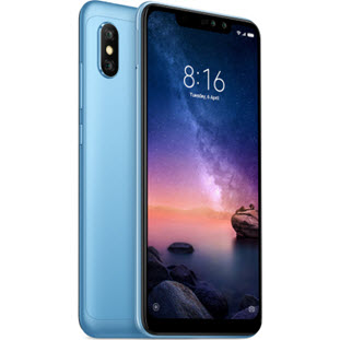 Мобильный телефон Xiaomi Redmi Note 6 Pro (3/32Gb, Global, blue)