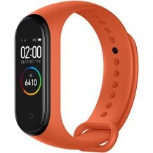 Фото товара Xiaomi Mi Band 4 (heat orange)