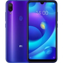 Мобильный телефон Xiaomi Mi Play (4/64Gb, Global Version, blue)