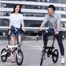 Фото товара Xiaomi QiCycle EF1 (Global Version, черный)