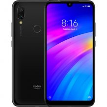 Мобильный телефон Xiaomi Redmi 7 (2/16Gb, Global Version, black)