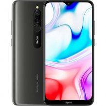 Мобильный телефон Xiaomi Redmi 8 (4/64Gb, Global Version, onyx black)