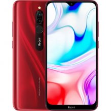 Мобильный телефон Xiaomi Redmi 8 (4/64Gb, Global Version, ruby red)