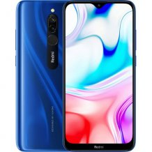 Мобильный телефон Xiaomi Redmi 8 (4/64Gb, Global Version, sapphire blue)