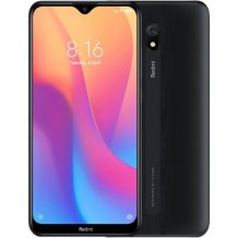 Мобильный телефон Xiaomi Redmi 8A (2/32Gb, RU, midnight black)