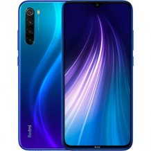 Мобильный телефон Xiaomi Redmi Note 8 (4/64Gb, Global Version, blue)