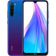 Мобильный телефон Xiaomi Redmi Note 8T (4/128Gb, Global Version, blue)