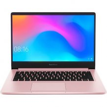 "Ноутбук Xiaomi RedmiBook 14"" Enhanced Edition (Intel Core i5 10210U 1600 MHz/14""/1920x1080/8GB/512GB SSD/DVD нет/NVIDIA GeForce MX250/Wi-Fi/Bluetooth/Windows 10 Home, pink)"