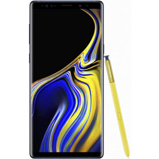 Samsung Galaxy Note 9 (128Gb, ocean blue)