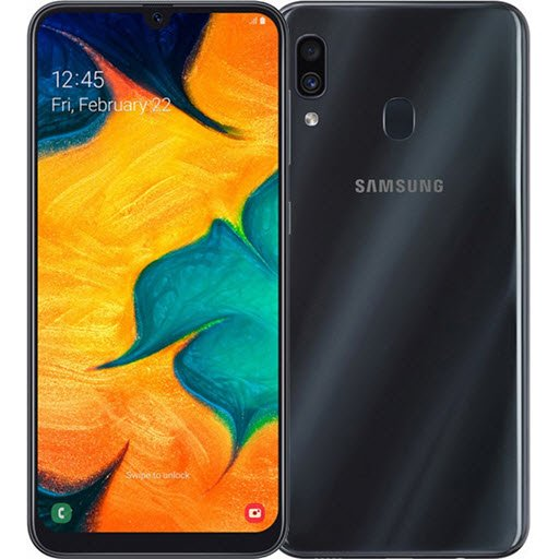 Samsung Galaxy A30 (64Gb, SM-A305F, black)