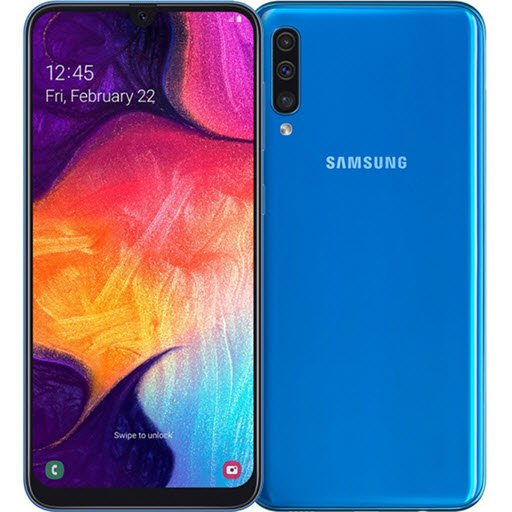 Samsung Galaxy A50 (128Gb, blue)