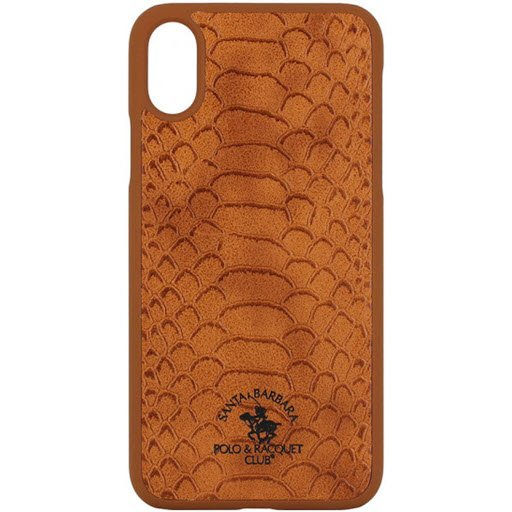 Santa Barbara Knight для iPhone X/Xs (brown)