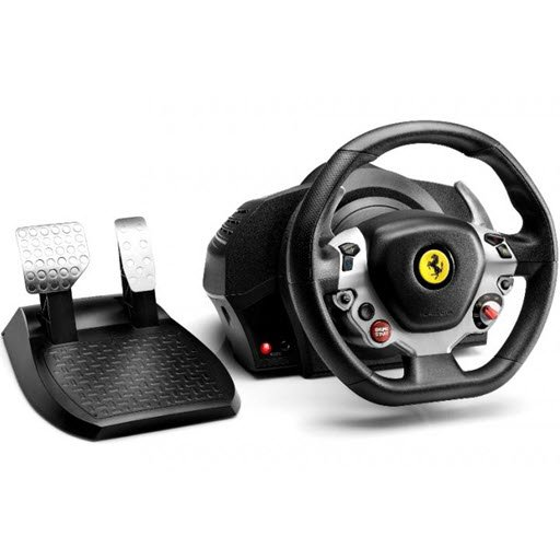 Thrustmaster TX Racing Wheel Ferrari 458 Italia Edition (THR20)