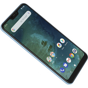 Xiaomi Mi A2 Lite (3/32Gb, Global Version, lake blue)