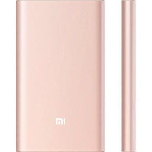 Xiaomi Mi Power Bank Pro (10000 мАч, rose gold)