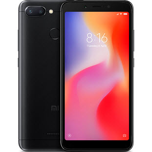 Xiaomi Redmi 6 (4/64Gb, RU, black)
