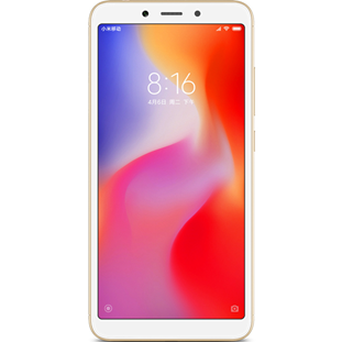 Xiaomi Redmi 6A (2/16Gb, Global, gold)