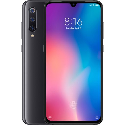 Xiaomi Mi9 (6/128Gb, Global Version, black)