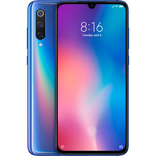 Xiaomi Mi9 (6/128Gb, Global Version, blue)