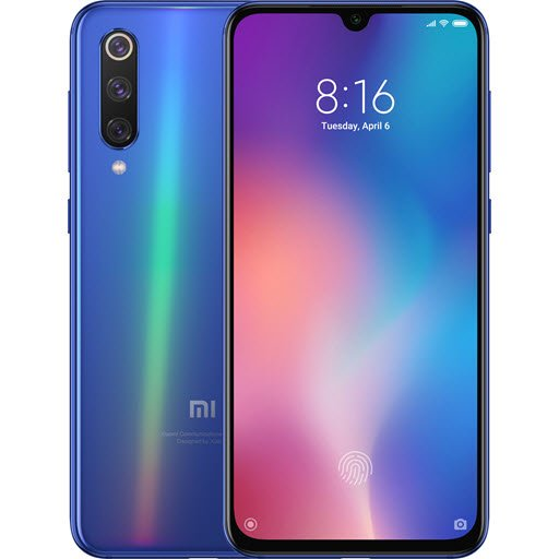 Xiaomi Mi9 SE (6/64Gb, Global Version, blue)