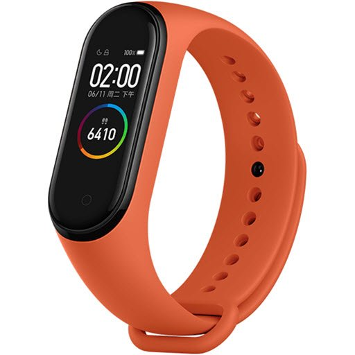 Xiaomi Mi Band 4 (heat orange)
