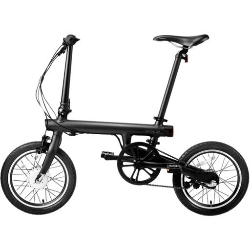 Xiaomi QiCycle EF1 (Global Version, черный)