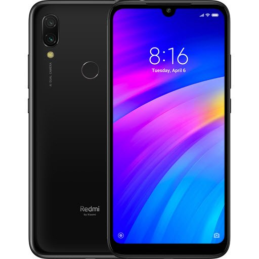 Xiaomi Redmi 7 (2/16Gb, Global Version, black)