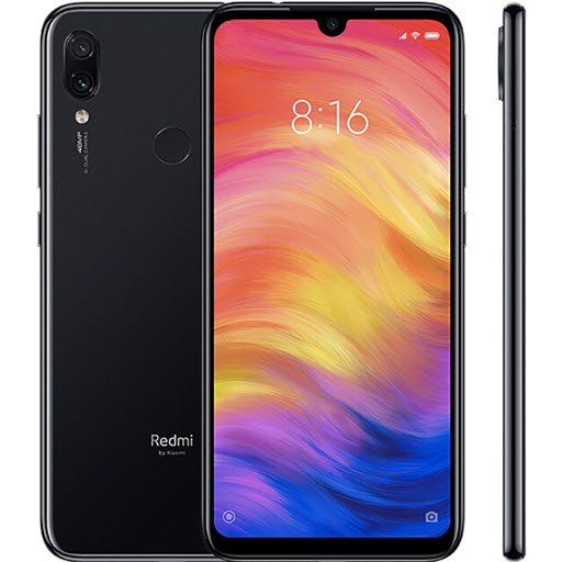 Xiaomi Redmi Note 7 (4/64Gb, Global Version, black)