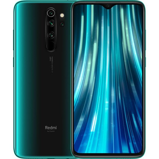 Xiaomi Redmi Note 8 Pro (6/128Gb, Global Version, forest green)