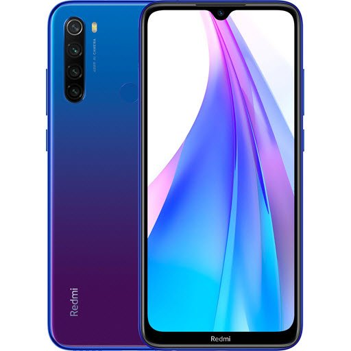 Xiaomi Redmi Note 8T (4/64Gb, Global Version, blue)