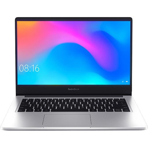 "Xiaomi RedmiBook 14"" Enhanced Edition (Intel Core i5 10210U 1600 MHz/14""/1920x1080/8GB/512GB SSD/DVD нет/NVIDIA GeForce MX250/Wi-Fi/Bluetooth/Windows 10 Home, silver)"